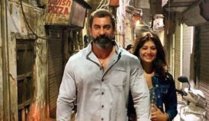 Nawab Shah and Pooja Batra