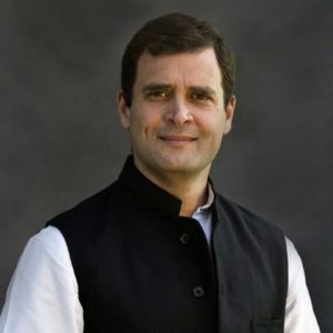 Congress president Rahul Gandhi on Wednesday asked Congress Working Committee to 'quickly look for his successor' for the post of Congress party president.