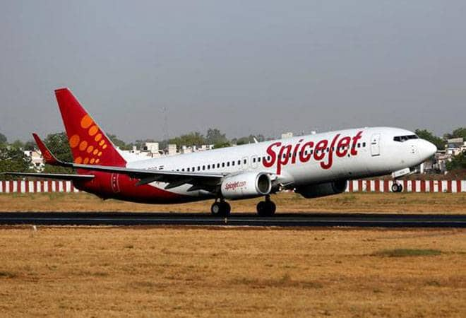 SpiceJet (Picture for representational purpose)
