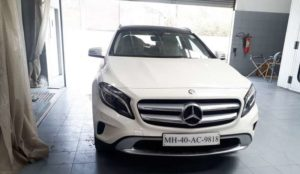 Within just six hours of stealing a Mercedes car owned by Nagpur lawyer, cops nabbed a man who stole the car from court premises on Wednesday.
