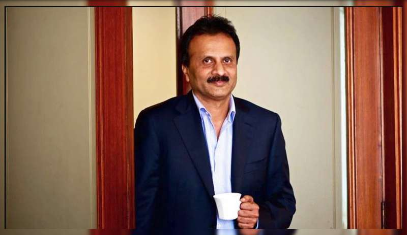 VG Siddhartha, Founder, Cafe Coffee Day