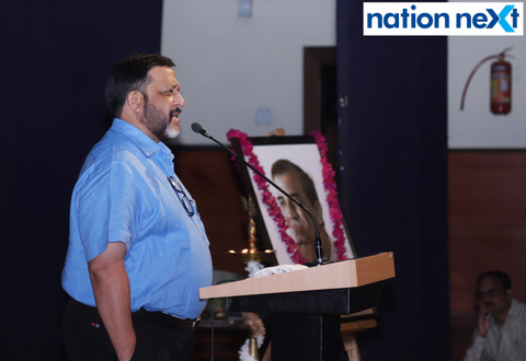 In one of its kind, Nagpur based Subodh Sathe and his family recently held an event called Oration Series with Satish Phadke as its key speaker and mentor.