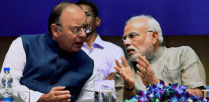 Arun Jaitley was considered to be the ace 'trouble shooter' of PM Narendra Modi. So much so that he was the only one to be known as PM's 'eyes and ears.'