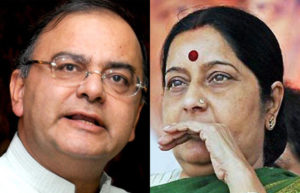 Two of BJP's most beloved leaders Arun Jaitley and Sushma Swaraj passed away within a span of 18 days in August this year.