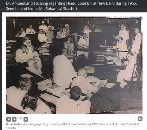 Check out some of the rare pictures of Dr Babasaheb Ambedkar including the ones, in which he even visited Nagpur during 1956.