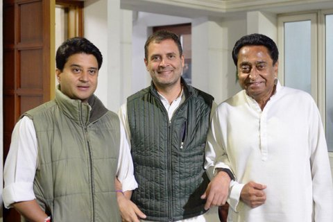 Congress leader and former Guna MP Jyotiraditya Scindia has sent an ultimatum to Congress party high command to make him the head of Madhya Pradesh PCC.