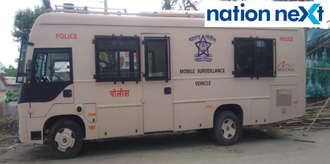 Nagpur Police received three Mobile Surveillance Vehicles (MSV) and five drones in the presence of Chandrashekhar Bawankule.