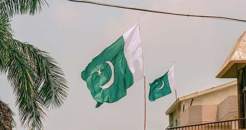 Pakistan Flag - Picture for representational purpose (Wikimedia Commons)
