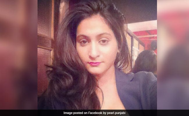 An aspiring actress named Pearl Punjabi allegedly committed suicide by jumping off the terrace from her apartment in Mumbai.