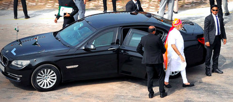 SPG provides security to only four VVIPs in the country namely – PM Modi, Congress President Sonia Gandhi and her two children - Rahul and Priyanka.