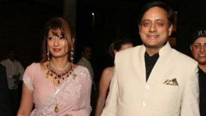 According to Delhi court Shashi Tharoor called Mehr Tarar 'my darlingest' and said that 15 injury marks were found on Tharoor's wife Sunanda Pushkar's body.