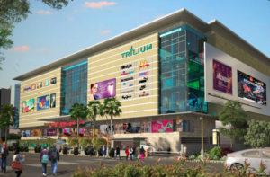 Tata Realty sold its two shopping malls named 'Trilium Mall' located at Amritsar and Nagpur for Rs 700 crore to Singapore based firm.