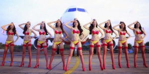 Bikini airline also known as VietJet Aviation opened bookings for two direct flights from Ho Chi Minh City and Hanoi to New Delhi.