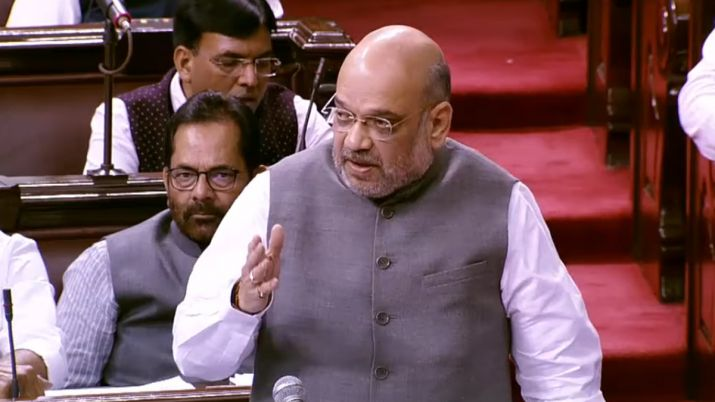 Home Minister Amit Shah on August 5, moved a resolution in Rajya Sabha seeking to scrap Article 370 of the Constitution, which gives special status to J&K.
