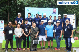 Dr Shrikant Jichkar Foundation along with Indian Medical Association (IMA), Saptak and Nagpur Police had organised 'Walkathon' on Sunday.