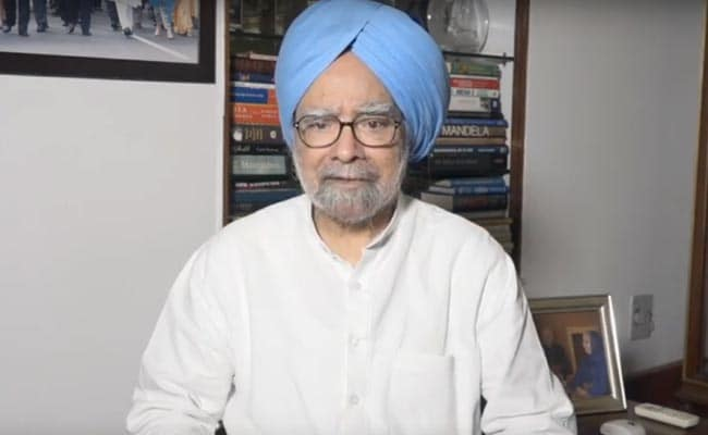 Dr Manmohan Singh said that the current state of economy is 'deeply worrying' and that Modi govt.'s 'all-round mismanagement' has resulted in this slowdown.