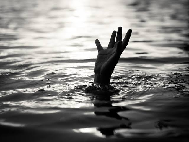Drowning - Picture for representational purpose