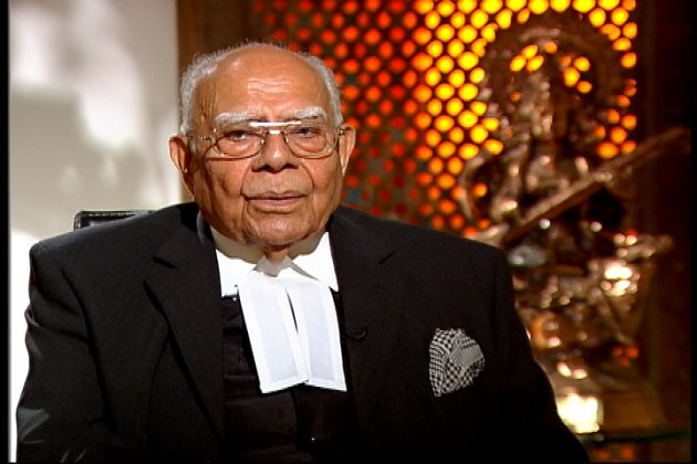 Ram Jethmalani, eminent Supreme Court lawyer and former union law minister, passed away at his residence today just six days short of his 96th birthday.
