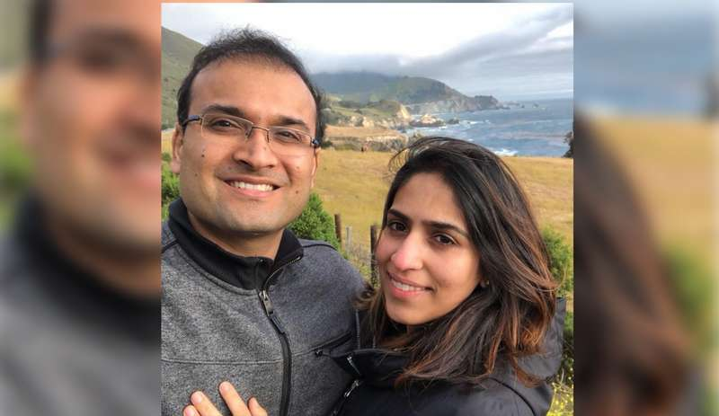 Nagpur pediatrician Dr Satish Deopujari lost his daughter Sanjeeri and son-in-law Kaustubh Nirmal, who were living in the US, in boat mishap in California.