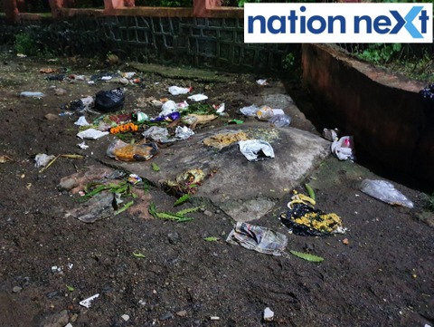 Shivaji Nagar: Despite witnessing a sudden spate in diseases in monsoon, NMC' tall claims of keeping the city clean have only disappointed Nagpurians.