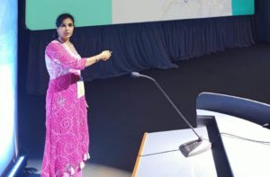 Nagpur's Dr Kavita Chandak presents research papers at World Homeopathic Congress in Italy