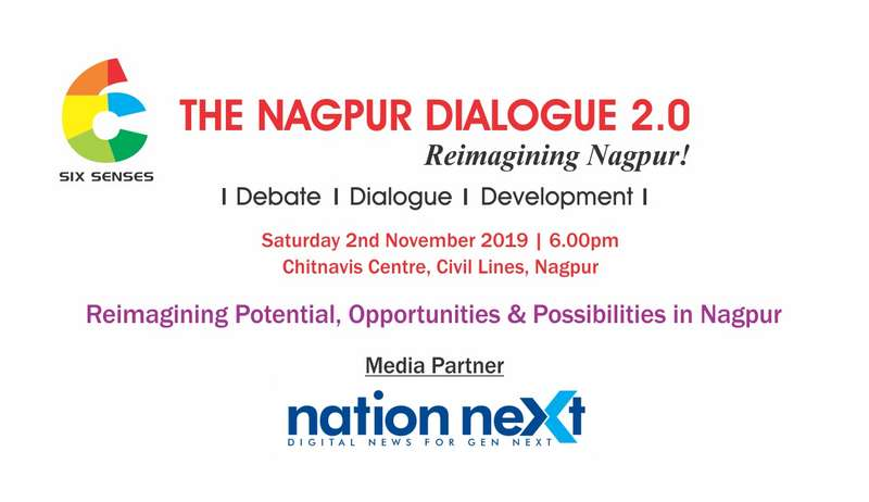Business leaders will discuss developments in Logistics, MIHAN and Industry at The Nagpur Dialogue 2.0 to be held at Chitnavis Centre on November 2.