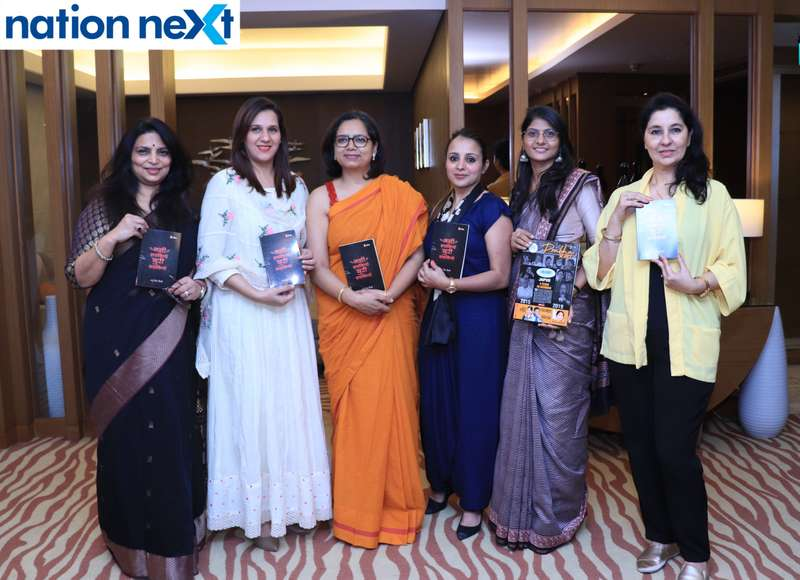 Journalist-turned-author Anu Singh Choudhary visited Nagpur recently to share her insights on writing at session called Kalam – Apni Bhasha, Apne Log.