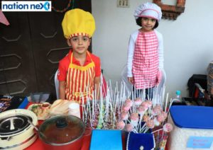 Businesswomen Sangeeta Sharma and Shivani Kothari recently organised a 'Mini Boss Flea Market' where kids turned entrepreneurs.