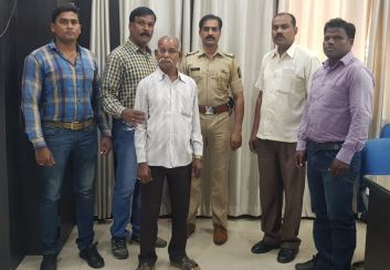 Nagpur's Sitabuldi Police have arrested a 69-year-old man against whom an arrest warrant was issued by a local court in 1976.