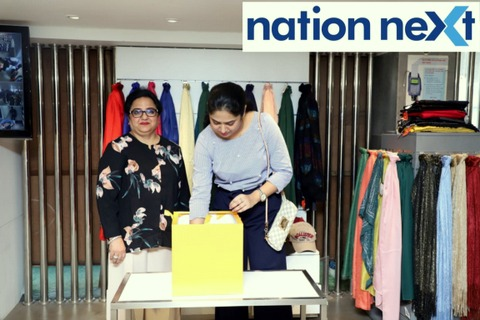 Nagpur's popular apparel store Brands Republic offered a two nights and three days cruise to Goa to one of its customers Aman Ahuja in a lucky draw contest.