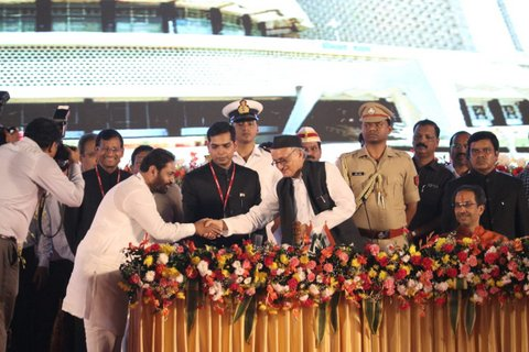 Senior Congress leader from Nagpur Dr Nitin Raut took oath as a minister in the new Maharashtra government of Shiv Sena-NCP-Congress on Thursday evening.