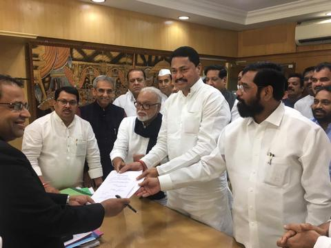 Congress on Saturday nominated its former kisan wing leader and OBC-Kunbi leader MLA Nana Patole for Maharashtra Assembly Speaker's post.