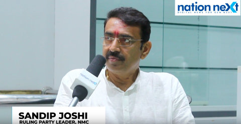 BJP's four-time corporator and Ruling Party leader of NMC Sandip Joshi from Nagpur is all set to become next Mayor of the city.