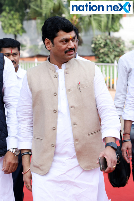 Cabinet Minister for Social Justice in Maha Vikas Aghai government Dhananjay Munde tested positive for Coronavirus on Thursday.