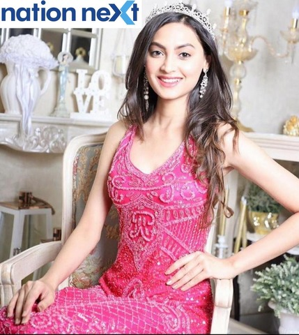 Nagpur girl Anisha Sharma, who's also a lawyer, has secured her spot at the Miss Universe India, 2020 finals, which is to be hosted in Mumbai.