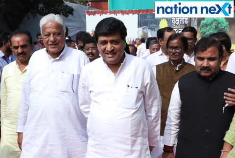 Uproar ensued after senior Congress leader and MLA Ashok Chavan dubbed the Citizenship Amendment Act (CAA) as 'unconstitutional.'