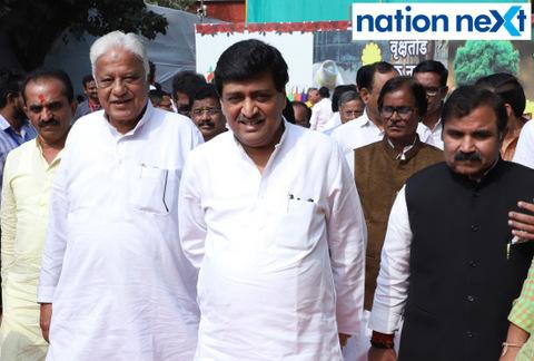 Uproar ensued after senior Congress leader and MLA Ashok Chavan dubbed the Citizenship Amendment Act (CAA) as 'unconstitutional.'