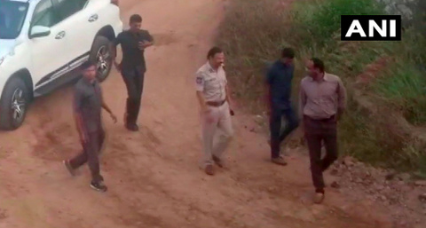 All the four accused in the horrific rape and murder of woman veterinarian were killed in crossfire at Chatanpally of Shadnagar, 50 km from Hyderabad.