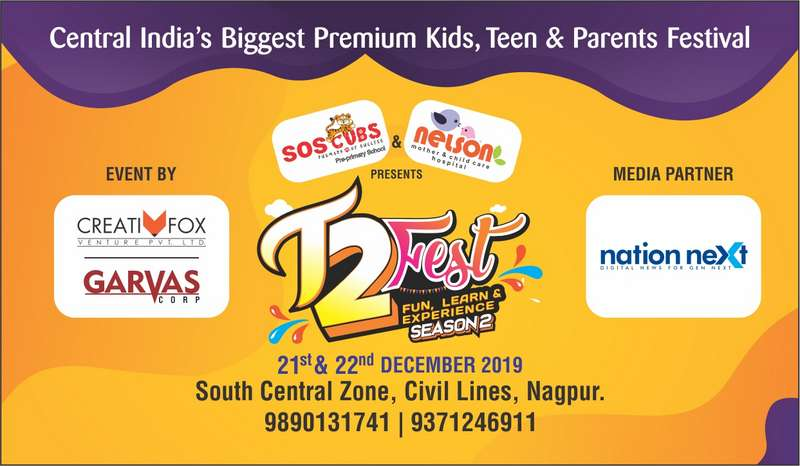 T2 Fest will be organized by CreatiFox Venture Pvt. Ltd. and Garvas Corporation in association with Nation Next as the media partner.