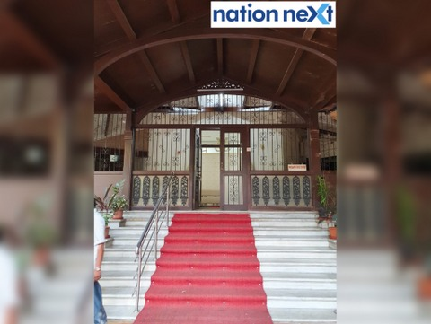 In Pictures: A look at the official residence of the newly appointed Home Minister of Maharashtra Anil Deshmukh in Mumbai.