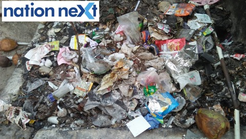 NMC slapped Nimbuna Tirpude Hospital with a fine of Rs 40,000 for carelessly dumping the hazardous waste generated from the hospital.
