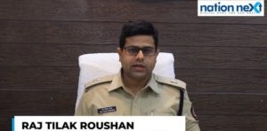IPS officer Raj Tilak Roushan speaks about writing his first book 'The Good, The Bad and The Unknown,' love for policing and more…