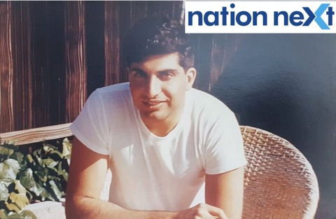 The Internet loved it when Industrialist Ratan Tata posted a picture of his younger days on his Instagram handle on Thursday.