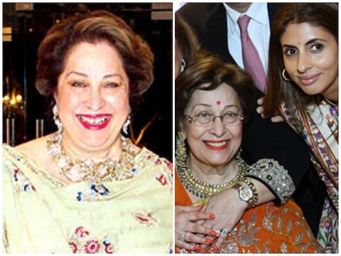 Legendary Bollywood actor Raj Kapoor's eldest daughter, Ritu Nanda breathed her last on Tuesday morning at the age of 71 at her residence in New Delhi.