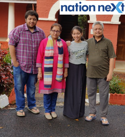 Nagpur CA student Nazia Haq became third topper in the city in the CA final examination, results of which were declared on Thursday.