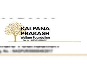 Nagpur NGO Kalpana Prakash Welfare Foundation distributed food kits and groceries to people amid the lockdown imposed by the government.