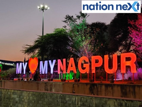 The Union Ministry of Urban Development gave the ranking to 100 developing smart cities, in which Nagpur stood first in Maharashtra and second in India.