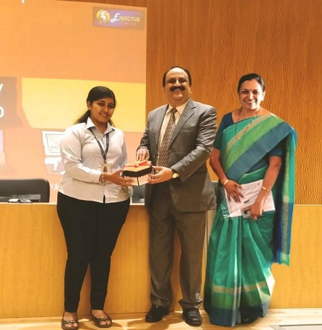 Mumbai's management college Vidyalankar Educational Campus on February 22 conducted a case study on popular FMCG brand VICCO.