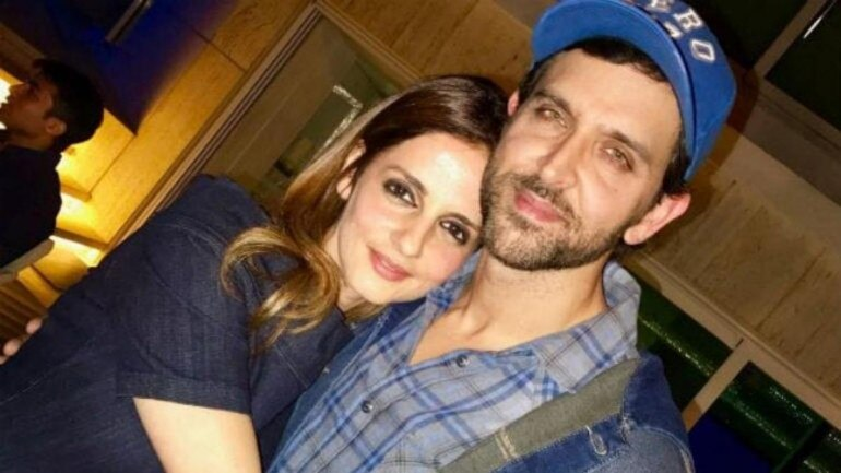 Actor Hrithik Roshan and his ex-wife Sussanne Khan decided to live together temporarily to look after their kids amid the Coronavirus lockdown.
