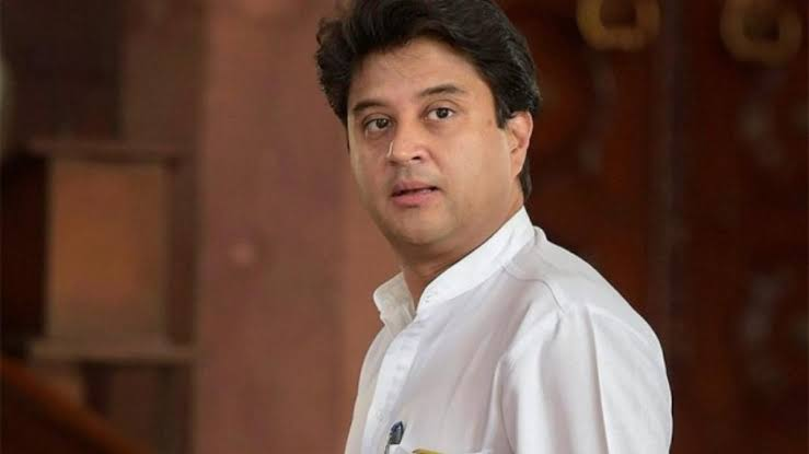 BJP leader Jyotiraditya Scindia and his mother Madhavi Raje Scindia were admitted to Max Super Speciality Hospital in Delhi.